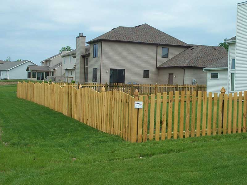 Wood Fencing Auburn IN